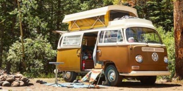 #Vanlife, les vacances en combi Volkwagen ou en utilitaire n'ont jamais été aussi tendance