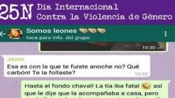 Estas conversaciones de WhatsApp también son violencia (y de la más