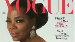 Oprah Winfrey Tells Vogue A 2020 Presidential Run Would 'Kill'