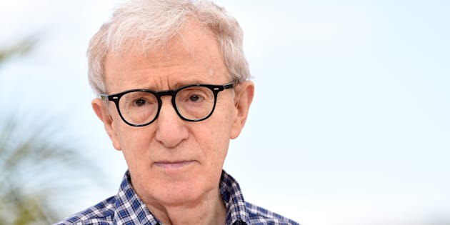 El director de cine Woody Allen, en el Festival de Cannes de 2015.