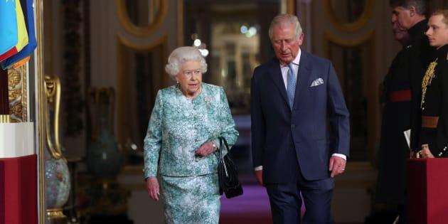 Charles succédera à Elizabeth II — Royauté Commonwealth