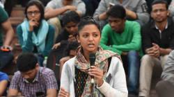 Shehla Rashid On Why She Broke Up With