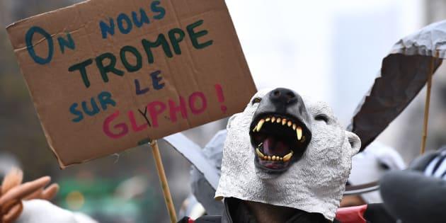 L'interdiction du glyphosate, un cauchemar pour la SNCF.