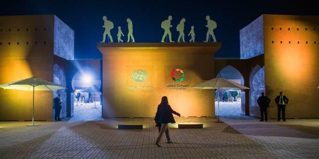 """Résultat de recherche d'images pour """"pacte de marrakech"""""""
