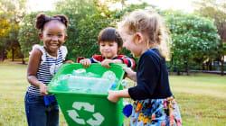 Cómo criar a tus hijos para que cuiden el