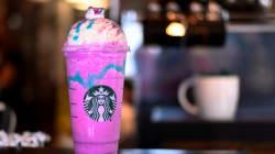 El amor/odio que generó la bebida del unicornio de Starbucks en