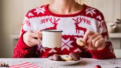 ¡No te alejes de la comida navideña! Así daña a tu salud