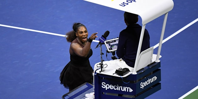 En finale de l'US Open, Serena Williams a perdu ses nerfs (et le match).