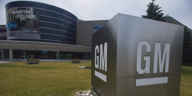 General Motors Oshawa Plant Shutdown Means Company Is In For One