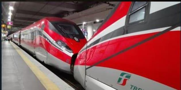 Treno AV fermo in galleria tra Firenze e Bologna, ritardi e disagi