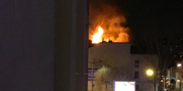 Deux morts dont un enfant — Incendie à Lyon
