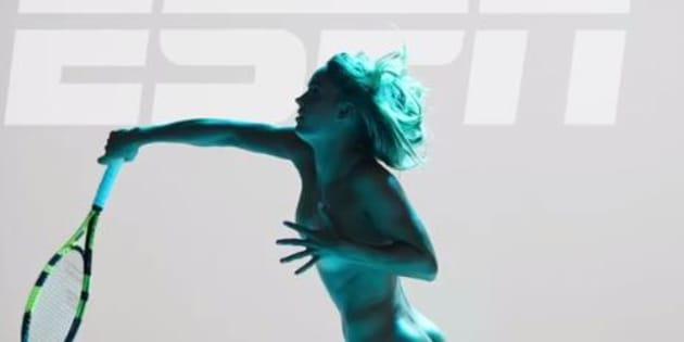 Après Serena Williams, une autre ex-n°1 mondiale de Tennis pose nue.
