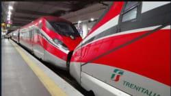 Frecciarossa bloccato da ore in una galleria vicino Firenze, passeggeri al buio e senza aria