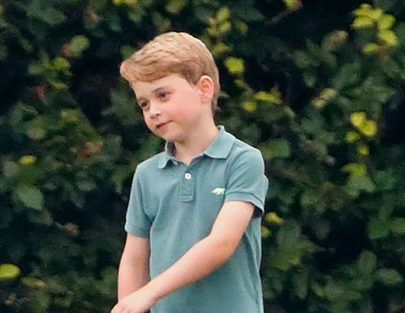 Prince George is learning to speak this language