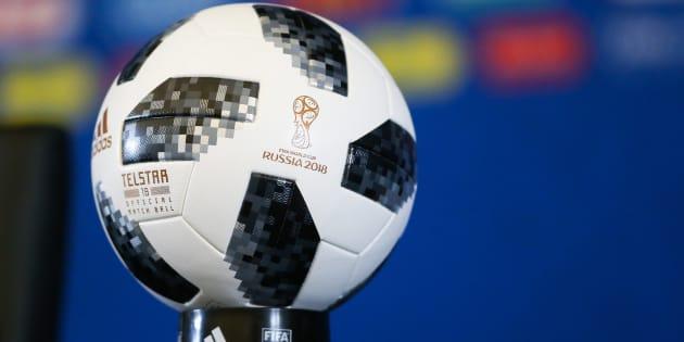 Copa do Mundo será disputada na Rússia no ano que vem.