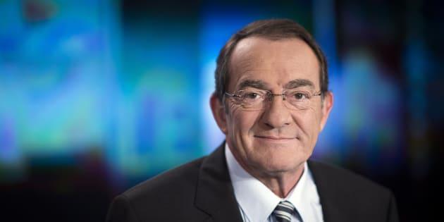 Pour l'hommage à Johnny Hallyday,  TF1 dévoile une photo de Jean-Pierre Pernaut  comme vous ne l'avez jamais vu