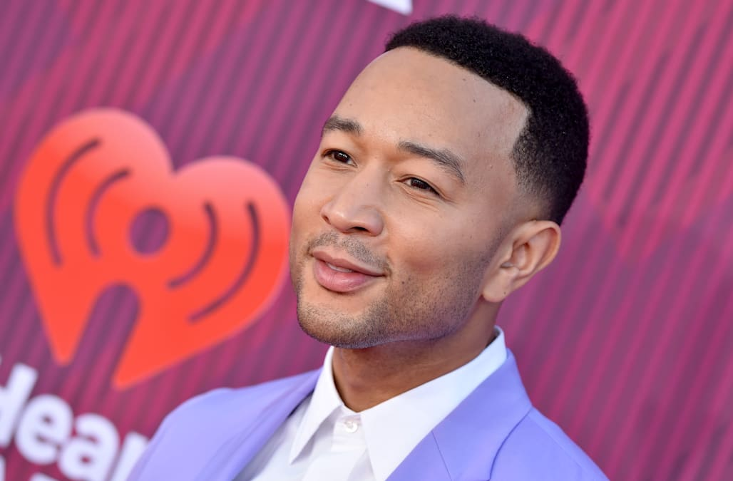 John Legend On Cooking For Chrissy, Staying Healthy On ...