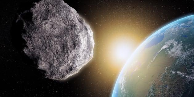 """Un astéroïde de 600 mètres va """"frôler"""" la Terre, voilà ce qui pourrait se passer s'il s'écrasait"""