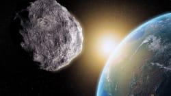 Un astéroïde de 600 mètres va