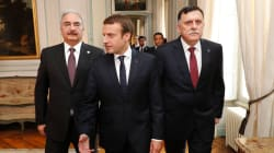 Comment Macron tente (encore) de jouer le médiateur en Libye ce