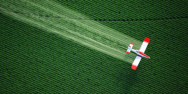 La France s'attaque aux pesticides dans l'air avec une campagne inédite