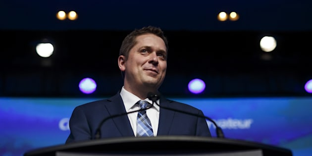 Conservative Leader Andrew Scheer's goal for his cross-Canada tour is to introduce himself — andhis vision for the party —to the nation.
