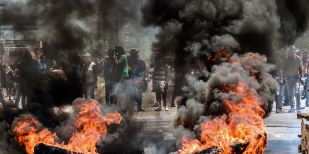 Mais de 100 pessoas já morreram nesta onda de protestos na Venezuela.