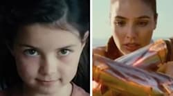 See Wonder Woman Grow Up To Be A Badass In New