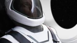 La nouvelle combinaison spatiale d'Elon Musk va ringardiser celle de Thomas