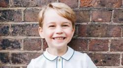 Questa foto del principe George rilasciata da Kensington Palace è il modo migliore per augurargli buon
