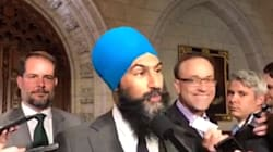 New NDP Leader Jagmeet Singh Speaks About Phone Call With