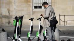 La ville de Paris va taxer les trottinettes, scooters et vélos en