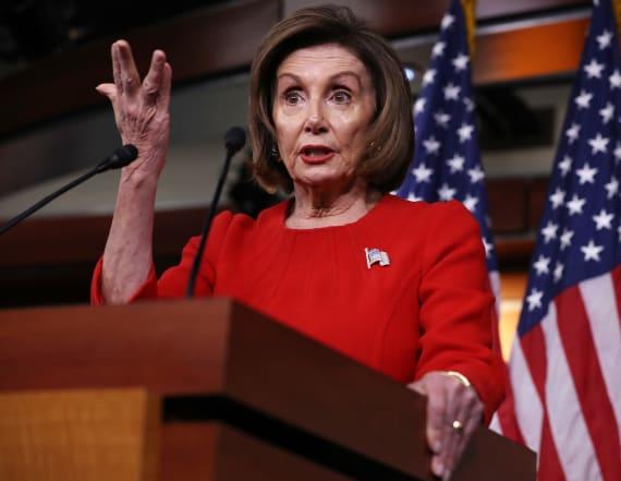 Pelosi: Impeachment testimony 'evidence of bribery'