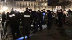 Réveillon du Nouvel An: 300 interpellations pour des agressions contre les forces de
