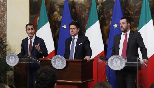 L'ITALIA DEL 4 MARZO NON C'È PIÙ (L'ANALISI di A. De