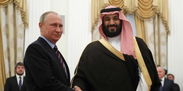 Patto del petrolio all' ombra dei Mondiali  Nel giorno di Russia-Arabia Saudita |  vertice