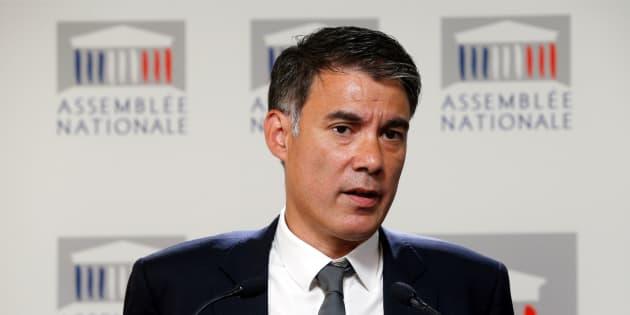 Olivier Faure également candidat à la présidence du PS.