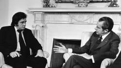 Quella volta che Johnny Cash cantò a Nixon il suo messaggio di pace (e Tricky Dick lo
