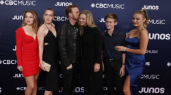 For Corey Hart, The Junos Are Truly A Family