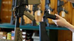 Le premier pas très symbolique du lobby des armes américain sur la