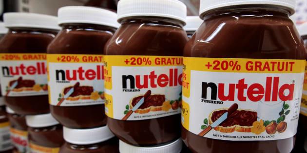 20 tonnes de Nutella et de Kinder Surprise ont été dérobés en Allemagne