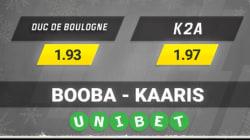 Les paris sont déjà ouverts pour le match de boxe entre Booba et