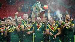 Australia Crushes New Zealand 34-8 In Four Nations