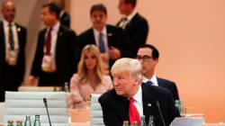 Donald Trump se fait remplacer par sa fille à la table du