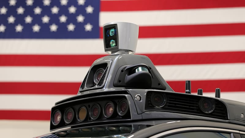 Self-driving cars' problem (besides making them work): Too many players, not enough profit
