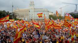 Miles de personas reivindican la unidad de España en