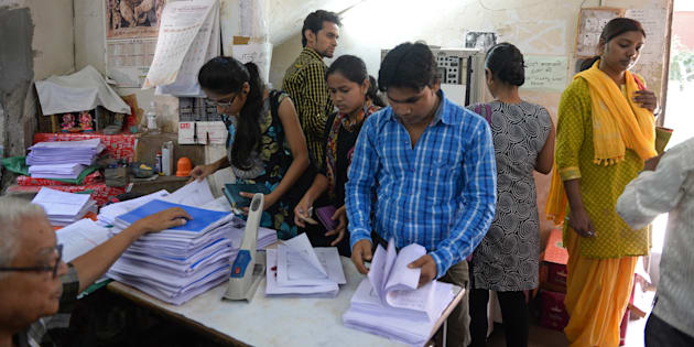 File photo of Rameshwari Photocopy Service shop.