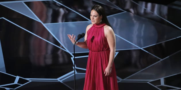 Daniela Vega Made Oscars History As The 1st Openly Transgender Presenter