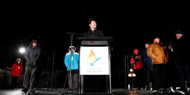 Le premier ministre Trudeau a osé qualifier le groupe la Meute de nonos.