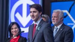 Ligne bleue: le fédéral se mouille, le provincial